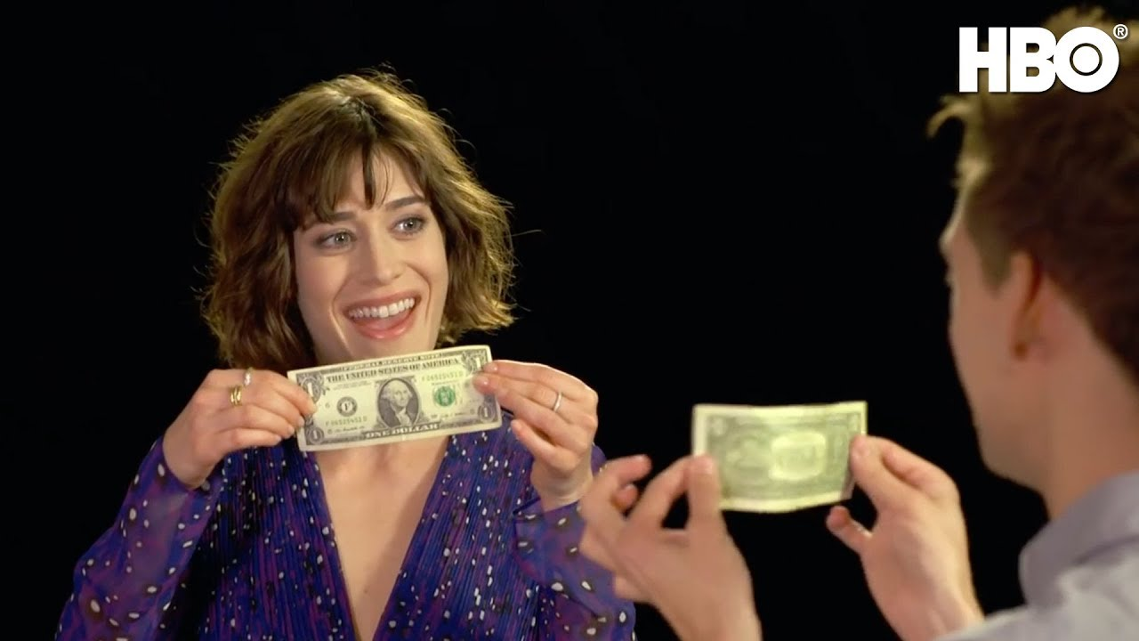 Lizzy Caplan Dollar Trick | Now You See Me 2 (2016) | HBO