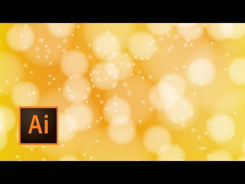 Video Illustrator Tutorial | How to Create a Bokeh Background download in MP3, 3GP, MP4, WEBM, AVI, FLV January 2017