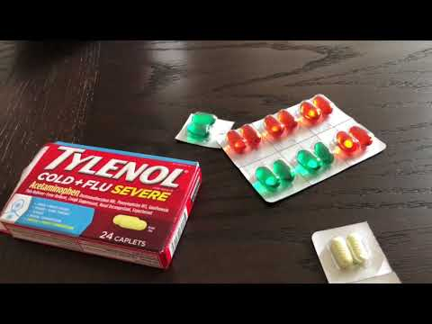 DayQuil vs Tylenol severe