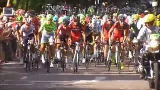 Sannois France  city photos : Tour de France 2016 Côte de l'Ermitage a Sannois