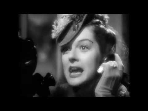 The Women (1939) Trailer (Norma Shearer, Joan Crawford)