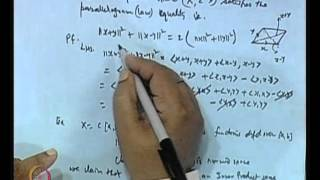 Mod-01 Lec-21 Inner Product&Hilbert Space
