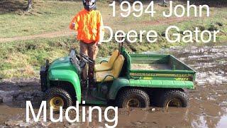 10. 1994 John Deere Gator