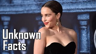 Things You Never Knew About Emilia Clarke Actress 'Game Of Thrones'. Emilia Clarke's rapid rise to the global stage has been...