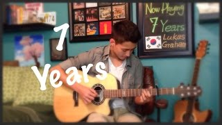 Video Lukas Graham -7 Years - Cover (fingerstyle guitar) MP3, 3GP, MP4, WEBM, AVI, FLV Agustus 2018