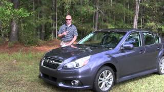 2014 Subaru Legacy Brief Overview