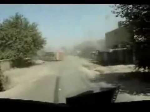 La Caravana de la muerte en Irak