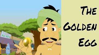The Golden Egg sotry