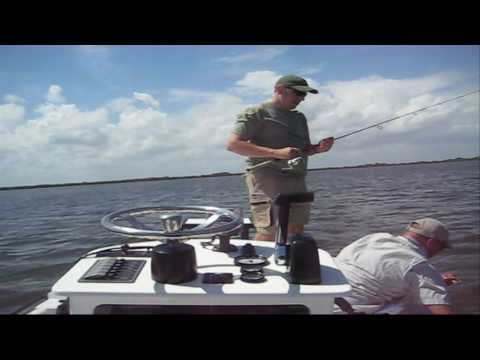 Orlando Light Tackle Saltwater Flats Fishing Guides