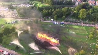 Gorinchem Netherlands  City pictures : Fire Brigade Gorinchem the Netherlands : 'Timmerdorp 2015'