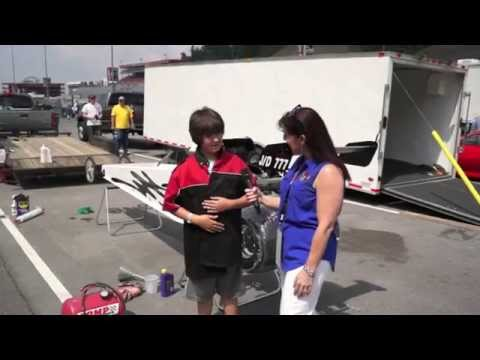 Gage Wells – Junior Drag Racer – The Journey Begins