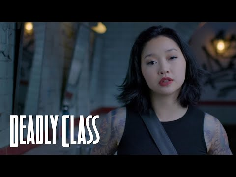 DEADLY CLASS | Killer Advice | SYFY
