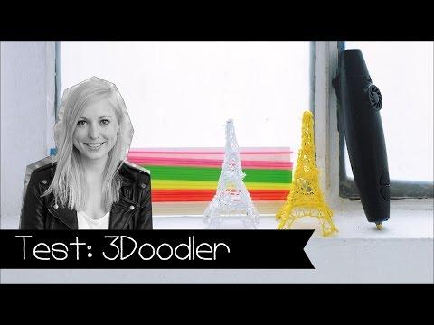 Der 3Doodler im Test! | Werkzeugtest | 3D Drucker | DIY | KINNERTIED | #15