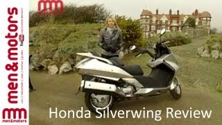 8. Honda Silverwing Review (2003)