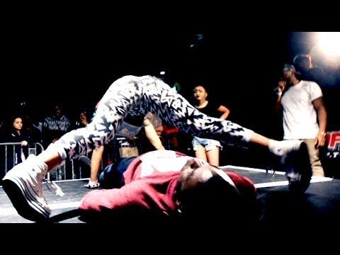 TWERKING CONTEST -  The Jump Off 2014 | Event #02