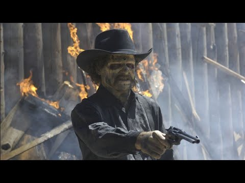 Horror Western Movie 2021- COWBOY ZOMBIES 2016 Full Movie HD -Best Horror Movies Full Length English