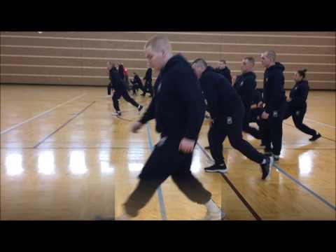 Eastern Missouri Police Academy: Protocol