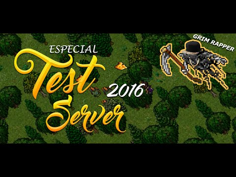 ( ESPECIAL )TEST SERVER 2016
