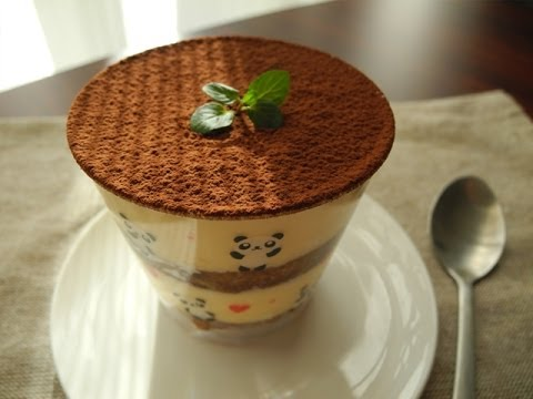 come fare una coppa di tiramisù