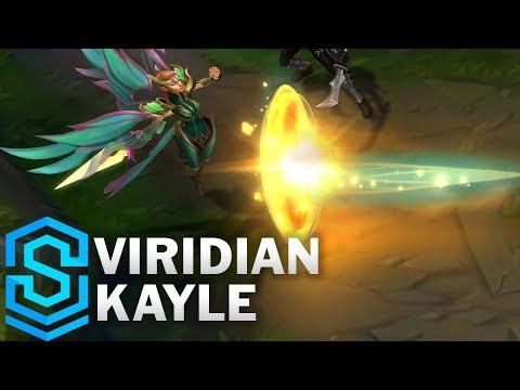 Kayle Lục Bảo - Viridian Kayle