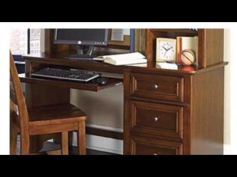 Video Video overview of the Deer Run Computer Desk