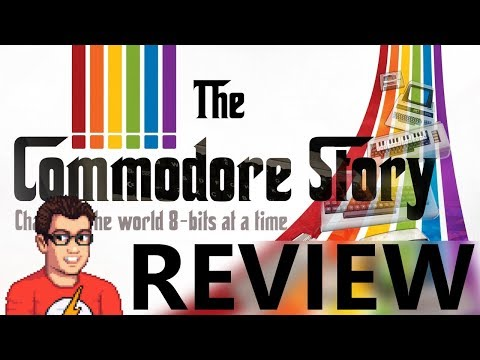 Review - The Commodore Story