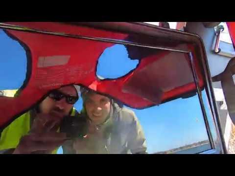 RedWAVE Underwater GPS on ROV