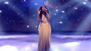 X Factor 2008 FINAL: Alexandra Burke - Hallelujah: FULL HD