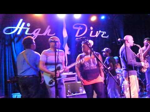 Marmalade at High Dive Seattle with Grace Love and Roc Phizzle! 8-28-14