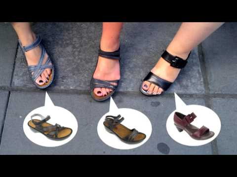 Canadian Mommy Bloggers in Naot Footwear hit NYC for the BlogHer Conference