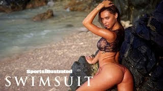 Video Watch Alexis Ren Get Hit By A Big Wave In Aruba | Sports Illustrated Swimsuit MP3, 3GP, MP4, WEBM, AVI, FLV November 2018