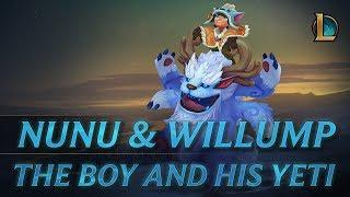 Nunu & Willump: To Adventure! | Champion Trailer - League of Legends