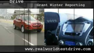 Real World Test Drive Hyundai Tucson 2010