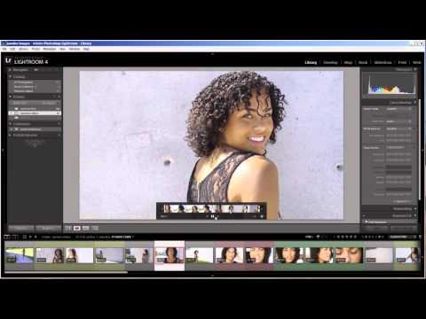How To Edit Your Videos in Lightroom 4