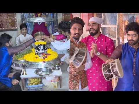 Video Indian Idol 9 | L V Revanth, Mohit Chopra, Khuda Baksh celebrate Maha Shivaratri download in MP3, 3GP, MP4, WEBM, AVI, FLV January 2017