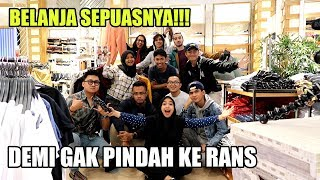 Video TIM RICIS BELANJA SEPUASNYA😱 AKHIRNYA!!! Demi Gak Pindah Ke Rans MP3, 3GP, MP4, WEBM, AVI, FLV Juni 2019
