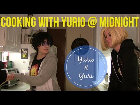 Cooking With Yurio! | A Yuri!! On Ice Cooking Video...Sorta.