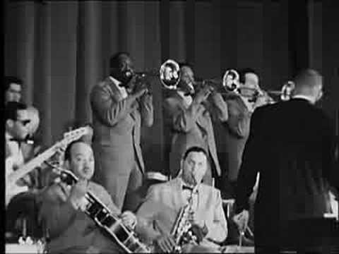 Lionel Hampton Orchestra – Live in '58 Belgium