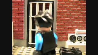 Lego Nightwing the movie
