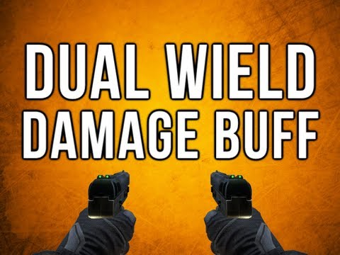 Black Ops 2 In Depth - Dual Wield Damage Buff (Five-Seven, Tac-45, B23R, Kap-40, & Executioner)