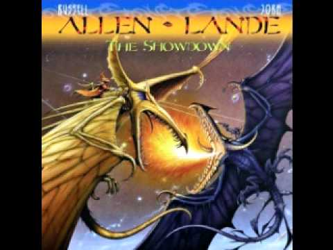 Allen & Lande - Never Again lyrics