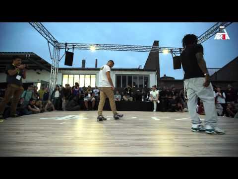 Area Dance Battle - Semi Final - Waydi vs Pdog