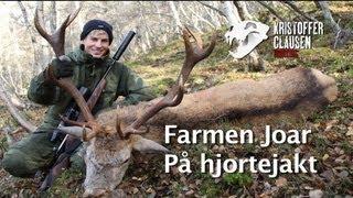Farmen Joar På Hjortejakt, Joar Søhoel Skyter Storbukk, Staghunting