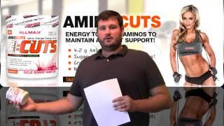 http://www.bestpricenutrition.com/allmax-nutrition-a-cuts-30-servings.html - John reviews the new Amino Acuts (A:CUTS) by Allmax Nutrition