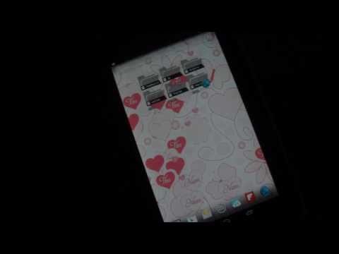 Video of Love live wallpaper