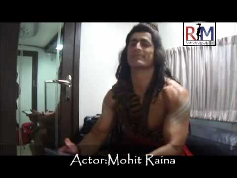 Mohit Raina thanks fan club m