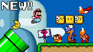 Another Mario World NEW YOSHI ISLAND!★DOWNLOAD THE GAME:http://www.mediafire.com/file/olgyrliwz65ep6n/Another+Mario+World.rarCreated by: Super Stiviboy