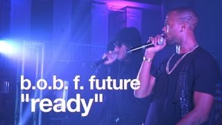 Future Performs With B.o.B @ Vitamin Water #uncapped