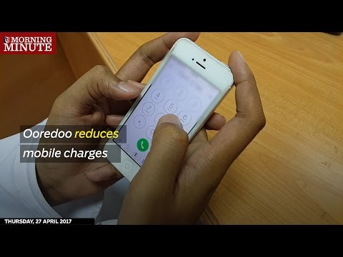 Roaming rates on calls, SMS, and mobile data services within the GCC region have been slashed by telecoms service provider Ooredoo.