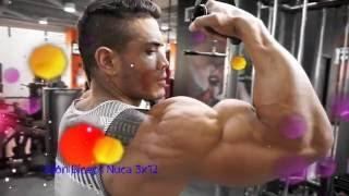 Aquí les comparto una de mis rutinas de Biceps, son 4 ejercicios con una BISERIE incluido, lo ideal es no descansar más de 45 segundos entre serie !! Muchas gracias a todos por el apoyo y con mucho cariño para uds WWW.TANAKA.FIT WWW.TANAKA.FIT